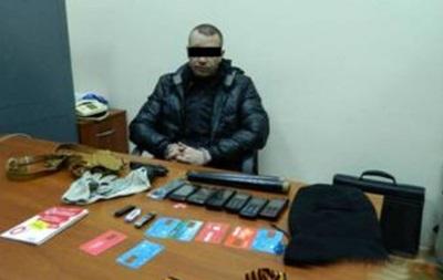 СБУ задержала завербованного разведкой России активиста за попытки организации беспорядков в Харькове