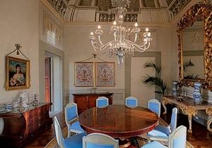 Жить в палаццо. Интерьер отеля Four Seasons во Флоренции