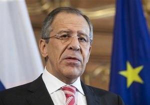 Лавров: Россия готова перейти к безвизовому режиму с ЕС хоть завтра