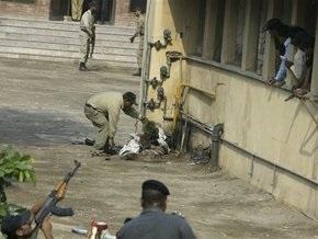 Жертвами нападения боевиков в Пакистане стали 37 человек