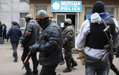 Антитеррористическая операция в Славянске. Видео по теме