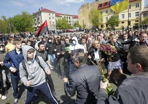 НГ: Украинские гонки бешеных белок