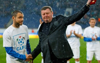 Джаба Канкава получил Знак Почета за спасение Олега Гусева