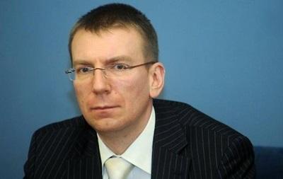 МИД Латвии: Россия ответственна за вспышки сепаратизма в Украине