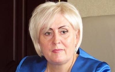 Мэр Славянска Штепа говорит, что она не собирается уезжать из города