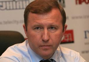 БЮТ инициирует расследование Радой  политического ареста  экс-главы Гостаможни