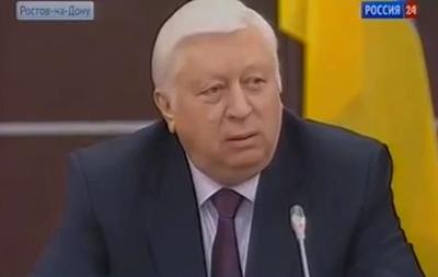 Пшонка обвинил новые власти Украины в отсутствии морали и нравственности
