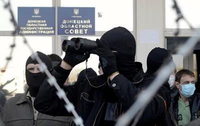 В 9 утра 14 апреля истекает срок ультиматума власти к митингующим на востоке Украины