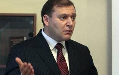 Добкин призывает отменить приказ о силовом разрешении конфликта