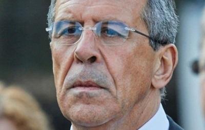 Лавров отрицает наличие российских агентов и военных на территории Украины