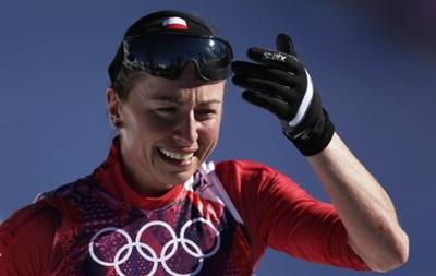 Олимпийская чемпионка потеряла сознание во время интервью