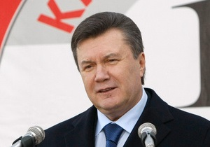 Янукович обещает  открутить головы  мэрам, которые будут заниматься политикой, а не канализацией