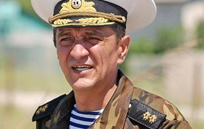 В.о. губернатором Севастополя призначений колишній заступник командувача ЧФ РФ