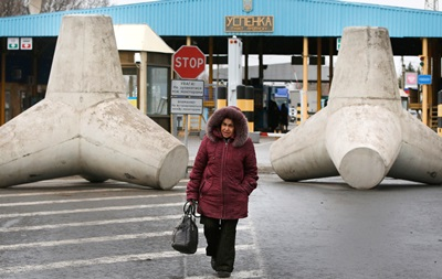 На границе с Крымом начнут выдавать миграционные карты