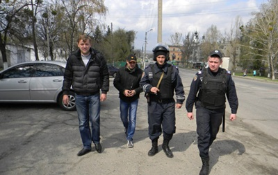 В  Харьковской области усилили защиту приграничных районов