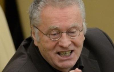 Жириновский угрожает Наливайченко ростовским трибуналом за запрет въезда в Украину