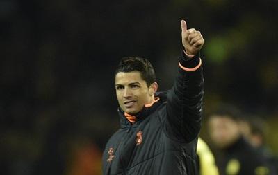 Роналду будет болеть за Реал в финале Кубка Испании на стадионе