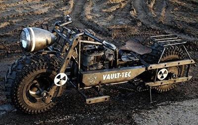 Мотоцикл из Fallout 3 стал реальностью