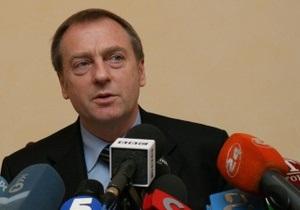 Лавринович приступил к обязанностям члена ВСЮ