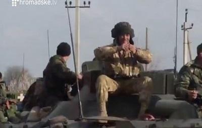 Около 50 украинских военных в Славянске взяли в плен – СМИ
