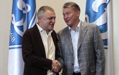Официально: Олег Блохин уволен за неудовлетворительные результаты команды