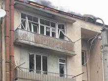 Российские бомбардировщики атаковали Гори (обновлено)