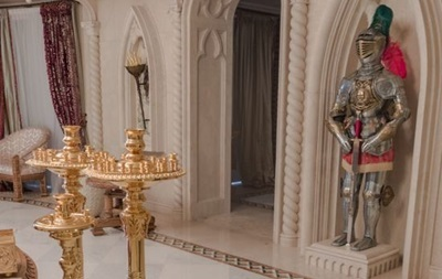 В Киеве откроют выставку экспонатов из Межигорья