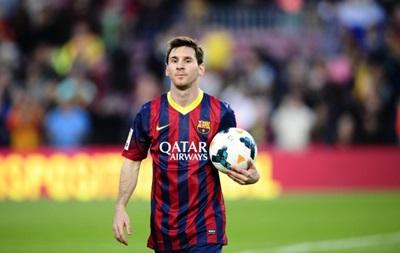 Месси требует от Барселоны 400 миллионов евро за пять лет