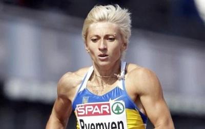 Украинка, выигравшая бронзу на Олимпиаде-2012, попалась на допинге