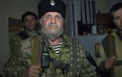 Не уйдем, пока не будет проведен референдум - Народное ополчение Луганска
