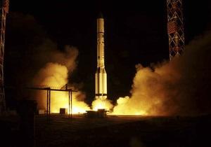 Роскосмос отложил пуск ракеты с тремя спутниками ГЛОНАСС