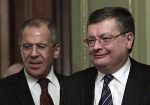 Глава МИД Украины посетит Москву