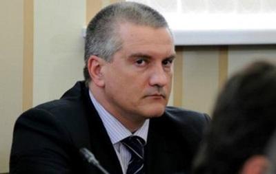 Аксенов назвал провокацией приезд Джемилева в Крым