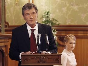 Партия регионов поддерживает отставку и Ющенко, и Тимошенко
