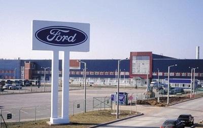 Российский завод Ford остановил работу до лета