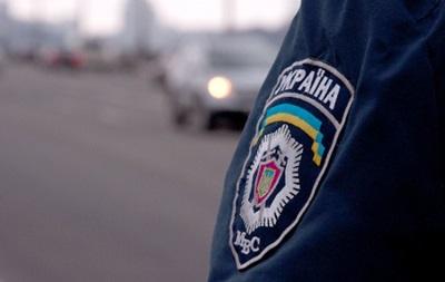 В Луганской области во время митинга был ранен милиционер