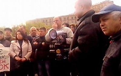 В Харькове избрали  народного губернатора