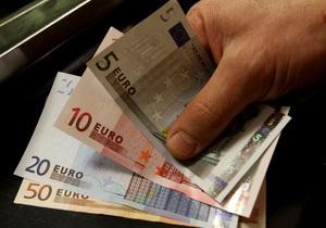 Евро вновь снизился на межбанке