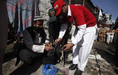 На севере Пакистана прогремело два взрыва: погибли девять человек
