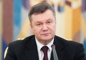 Янукович считает, что украинская экономика растет третий год подряд