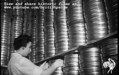 Вековой архив. В сеть выложили 85 тысяч исторических документальных фильмов