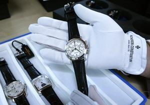 Швейцария может рекордно увеличить экспорт часов