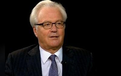 Чуркин  рассказал, почему миротворческая операция ООН в Украине нереальна