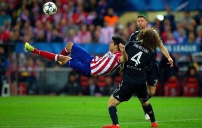 Лига Чемпионов: Челси сушит нули в Мадриде
