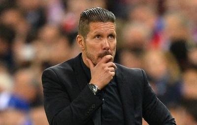 Наставник Атлетико: Мы не забили гол, который мог бы решить исход матча