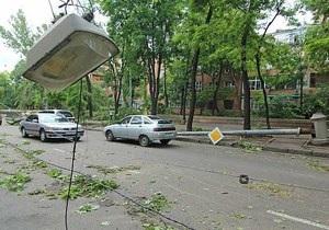 Авария на ТЭЦ оставила без электричества исторический центр Одессы