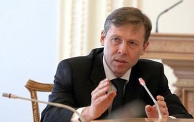 Соболев считает, что необходимо ввести санкции против российских банков