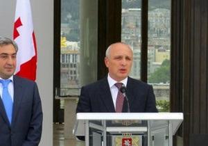 Саакашвили назначил ключевого союзника премьером Грузии