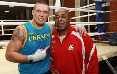 Тренер Усика: Александру надо провести 15 боев, чтоб стать чемпионом