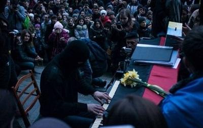 Piano Extremist даст бесплатный уличный концерт